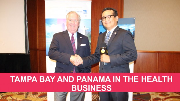 Tampa Bay and Panama in the Health Business